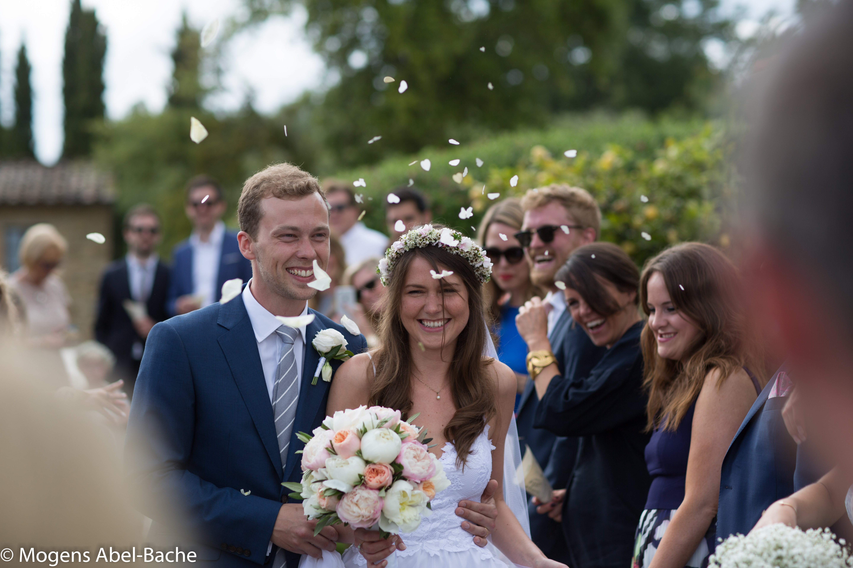 Bryllup i Toscana
